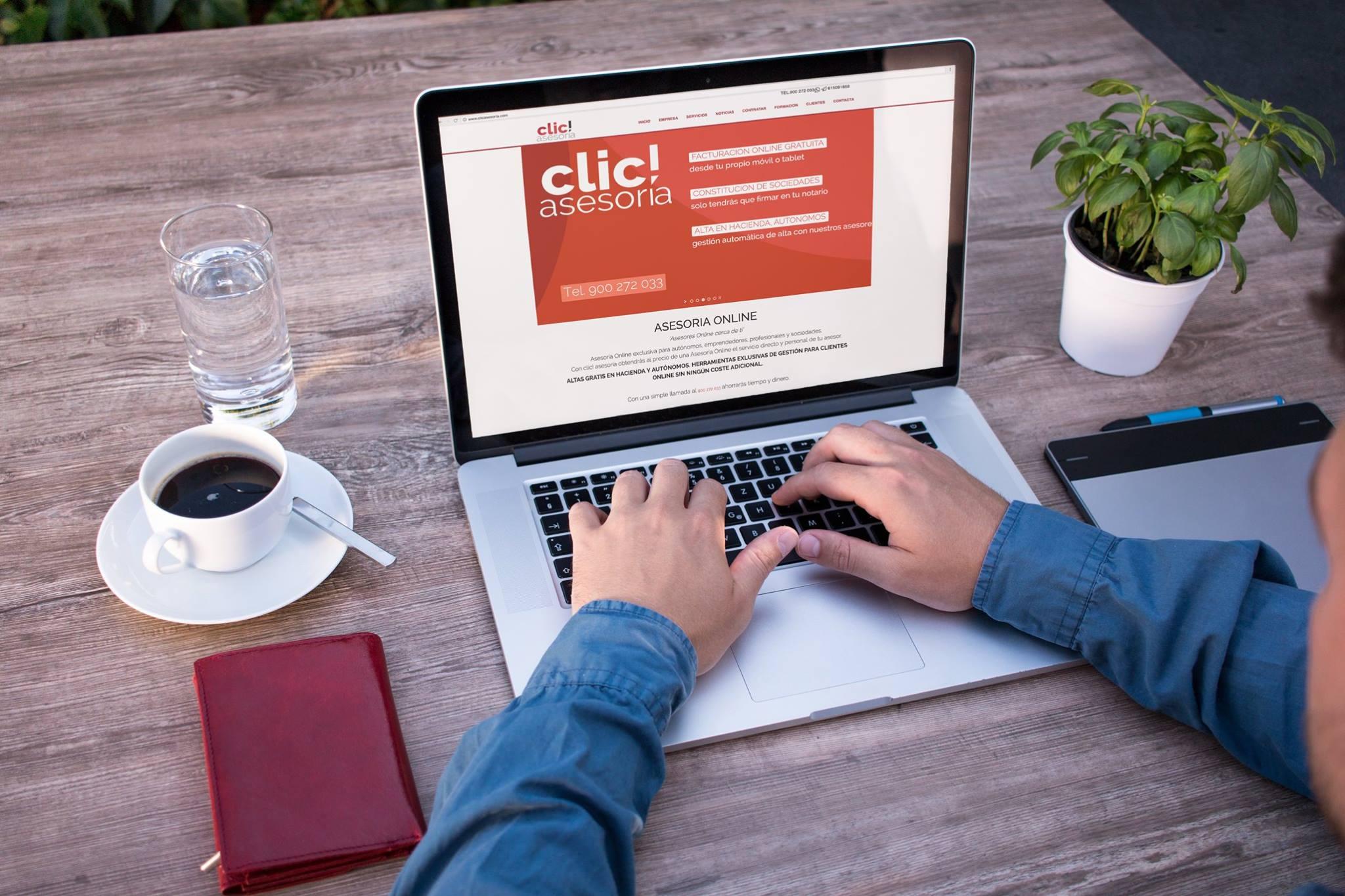 CLIC! ASESORÍA. Franquicia de asesoría online