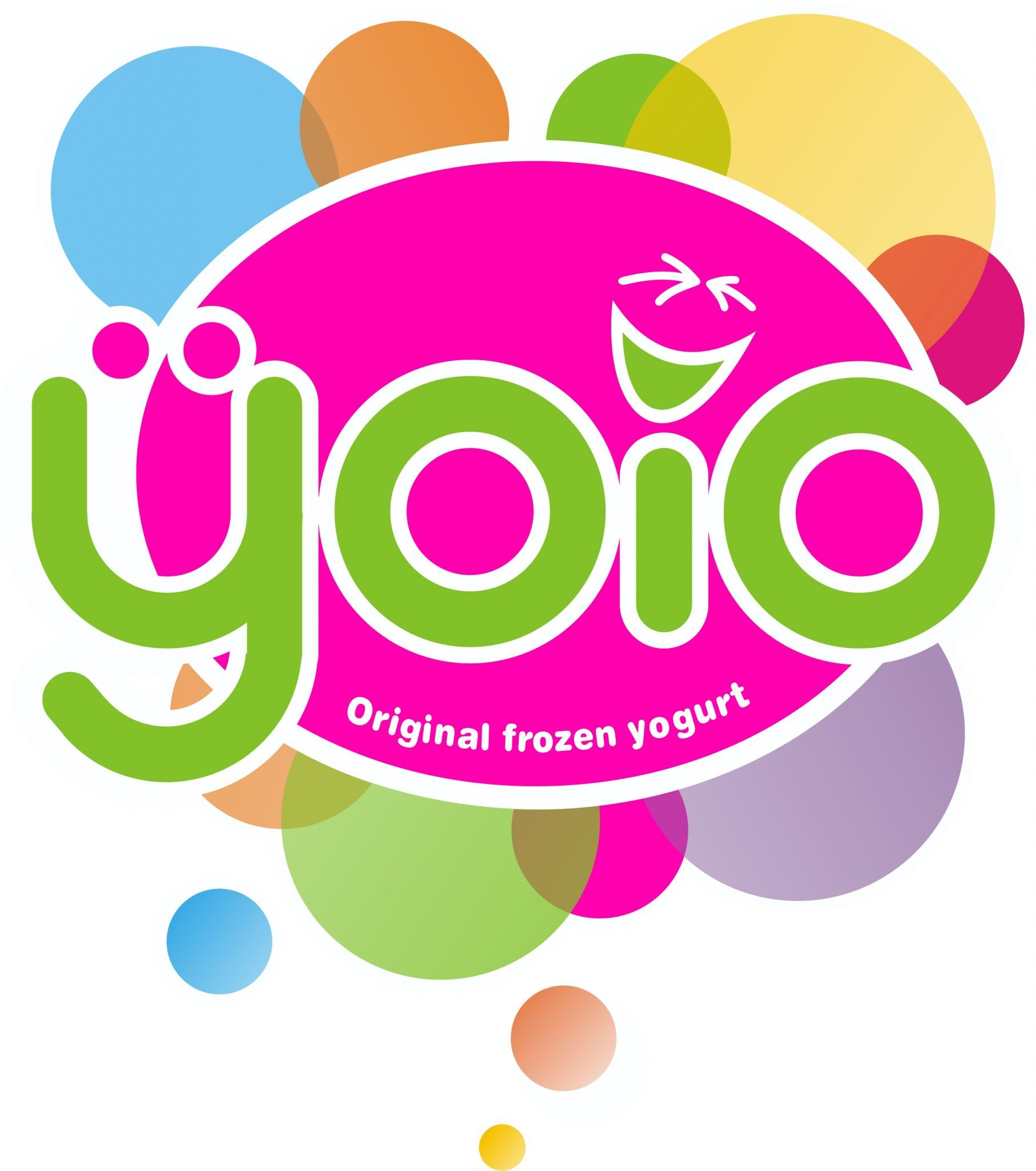Ÿoio, original frozen yogur