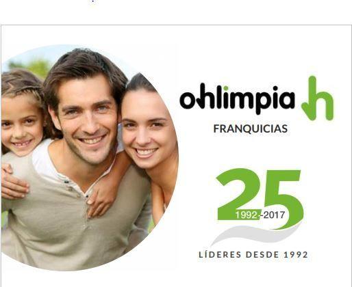 OHLIMPIA, FRANQUICIAS DE LIMPIEZA