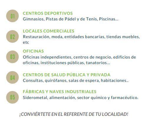 servicios ohlimpia - OHLIMPIA, FRANQUICIAS DE LIMPIEZA