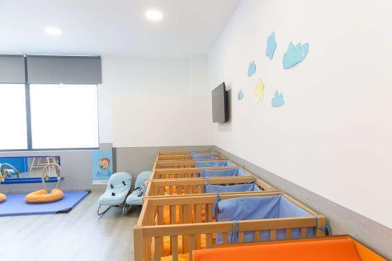 Cunas Guarderia Nemomarlin Alcobendas - Nemomarlin, la prestigiosa Escuela Infantil en franquicia
