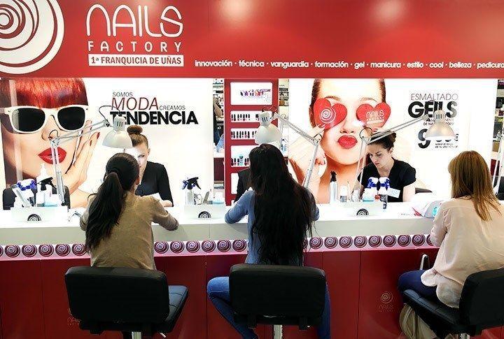 NAILS FACTORY, LA FRANQUICIA DE UÑAS MÁS EXITOSA