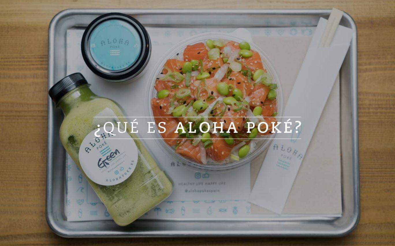 aloha poke franquicia